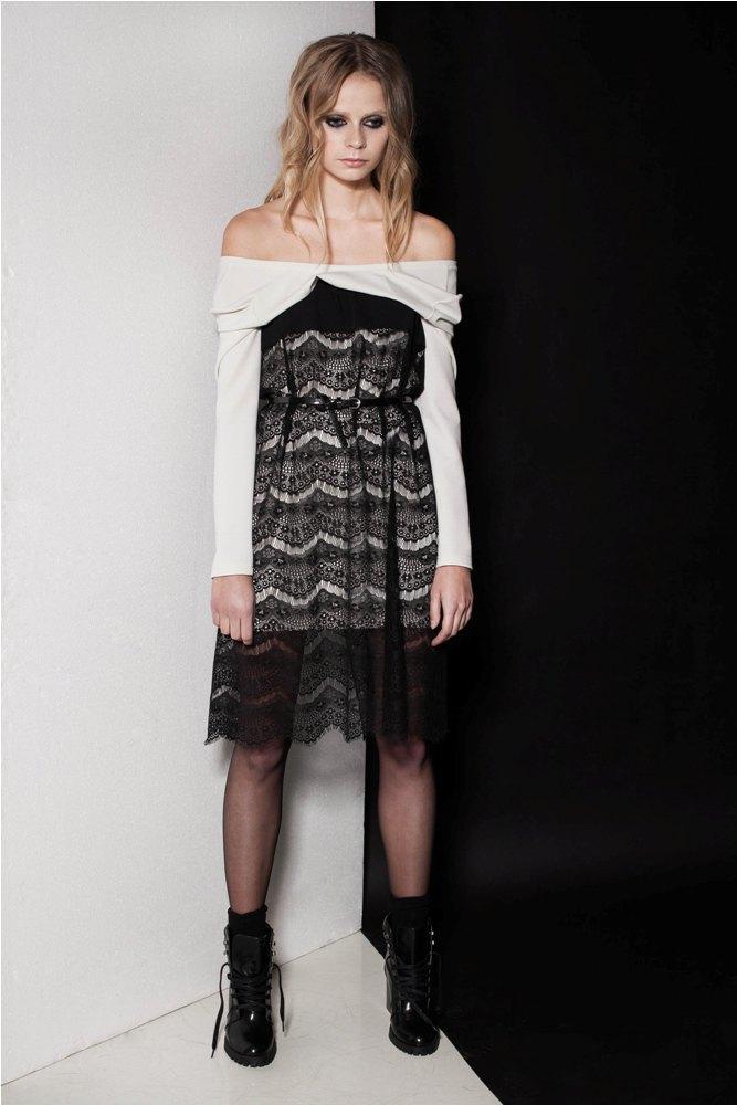 Платья и юбки в бельевом стиле в лукбуке Daria Bardeeva . Изображение № 1.