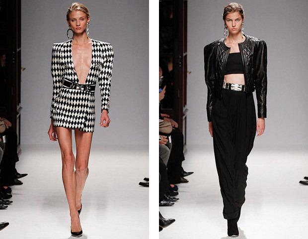 Неделя моды в Париже: Показы Balenciaga, Carven, Rick Owens, Nina Ricci, Lanvin. Изображение № 22.