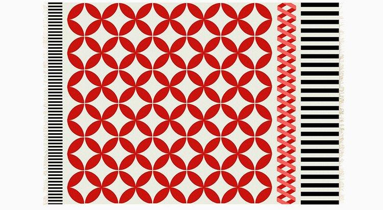 Небольшие перемены: 10 маленьких ковров. Изображение № 8.