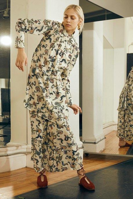 Что носить весной:  10 модных образов. Изображение № 16.