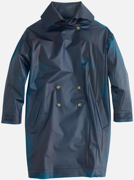 Красивые  и функциональные дождевики для хмурых дней. Изображение № 11.