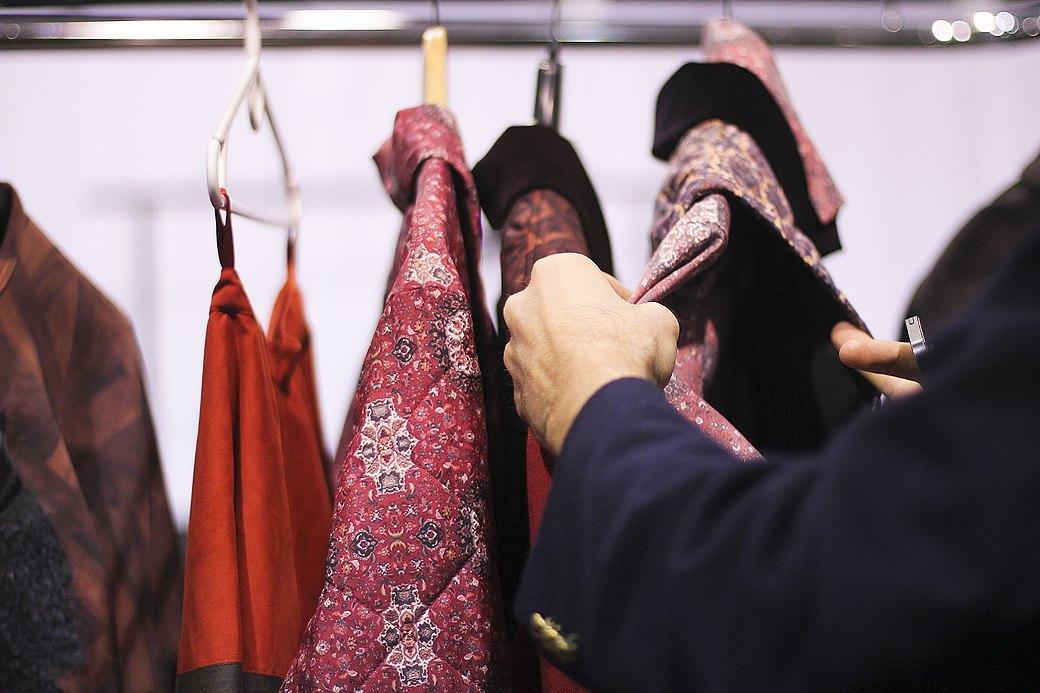 Чрезвычайное положение: Kiev  Fashion Days в снежную бурю. Изображение № 9.