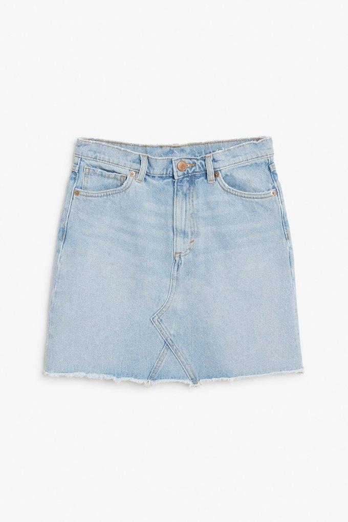 Сила денима: Monki показали лукбук новой коллекции «Just Jeans» . Изображение № 45.