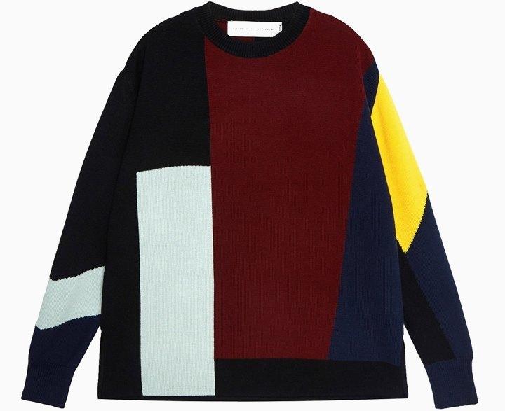 Очень холодно: 10 шерстяных свитеров от простых до роскошных  . Изображение № 10.