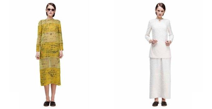 Платья в бельевом стиле в лукбуке KamenskayaKononova. Изображение № 9.