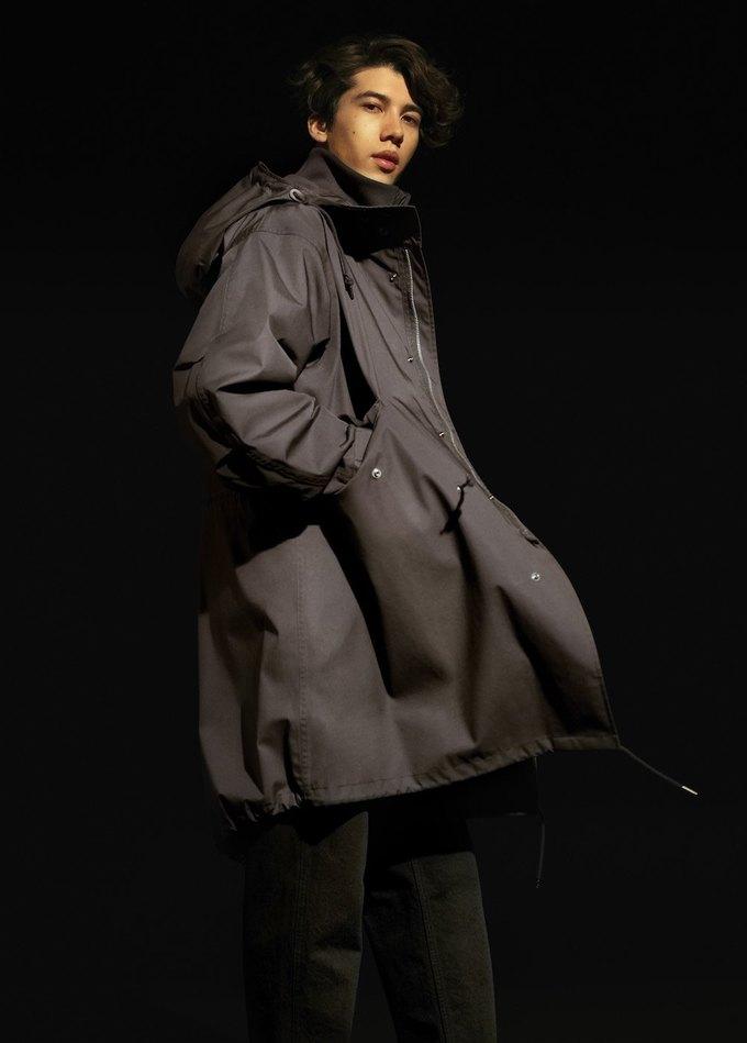 Новая коллекция Uniqlo U поступит в продажу  в октябре. Изображение № 5.