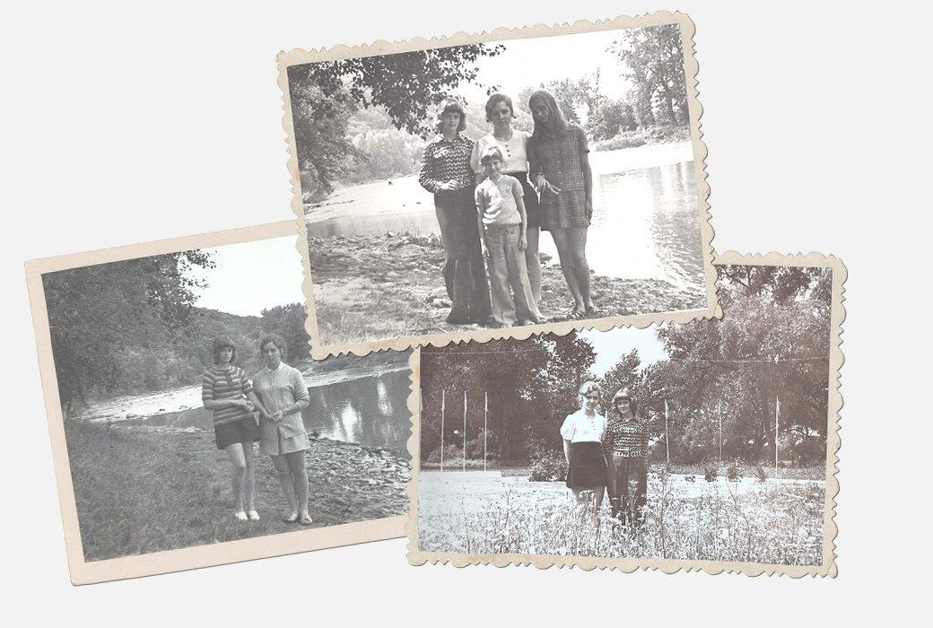 Как одевались наши родители в 70-х. Изображение № 1.