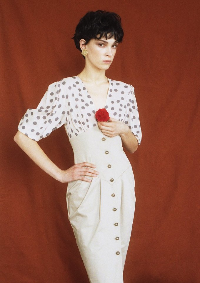 Loom Moscow представили лукбук в духе 80-х. Изображение № 17.