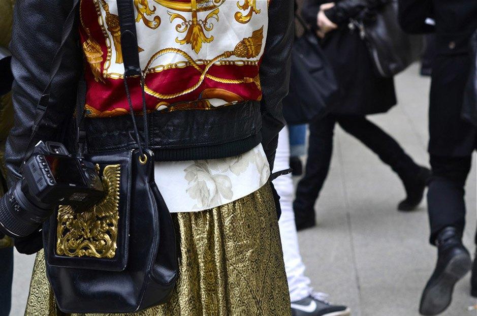 Гости Парижской недели моды FW13, часть 1. Изображение № 46.