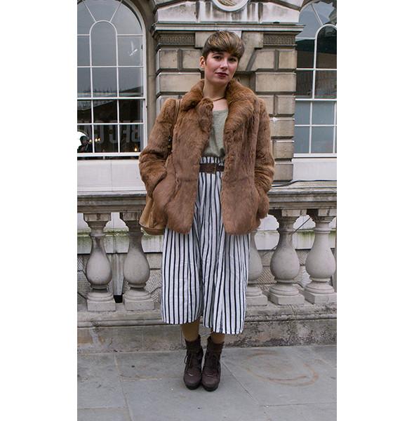 London Fashion Week: день первый — луки. Изображение № 17.