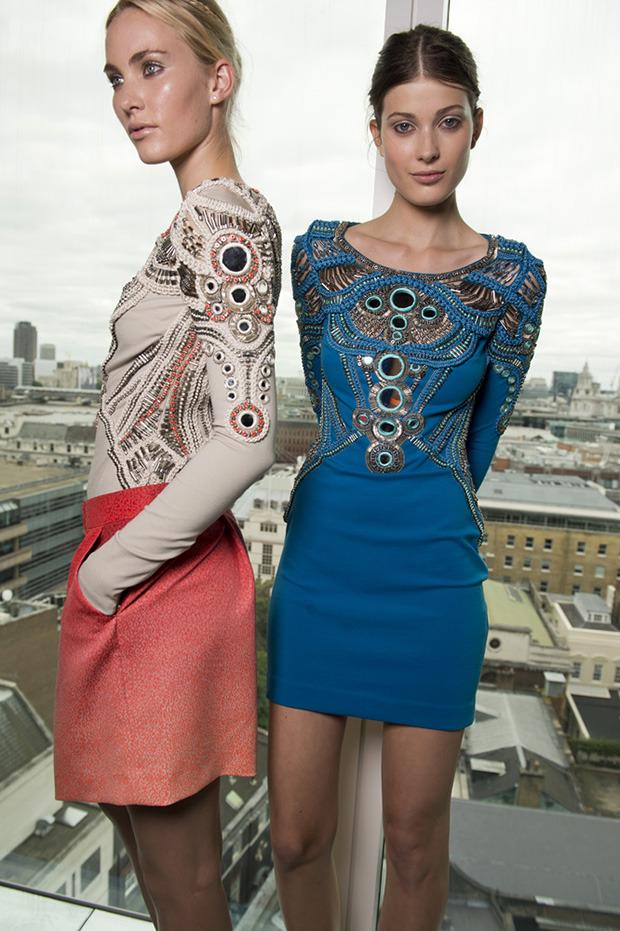Неделя моды в Лондоне: Бэкстейджи. Изображение № 14.