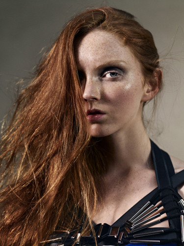 Фантастическая миссис Фокс: 8 моделей с рыжими волосами. Изображение № 19.