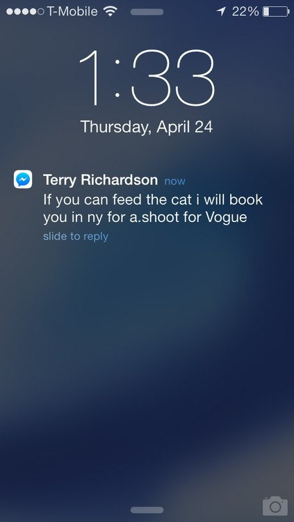 Появился тумблог «Помоги Терри Ричардсону». Изображение № 4.