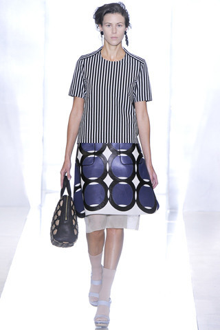Milan Fashion Week: Показ Marni SS 2012. Изображение № 21.