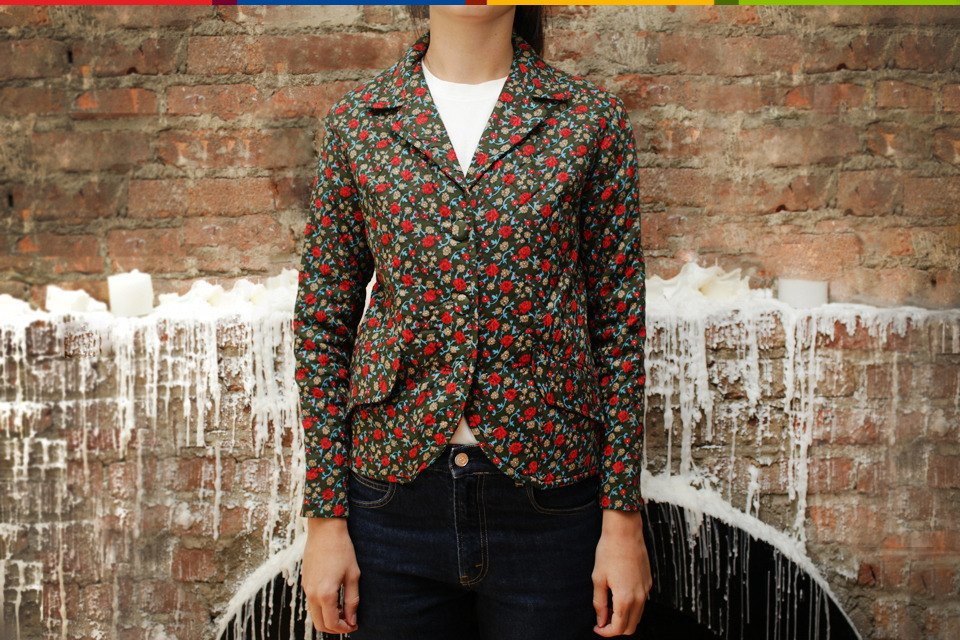 Число Пи: Нью-Йоркский стилист и ее коллекция пиджаков. Изображение № 8.