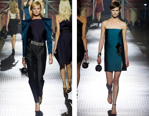 Неделя моды в Париже: Показы Balenciaga, Carven, Rick Owens, Nina Ricci, Lanvin. Изображение № 35.