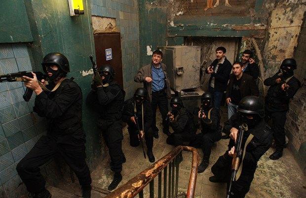 «Салам Масква»: Криминальный сериал Павла Бардина о мигрантах. Изображение № 6.