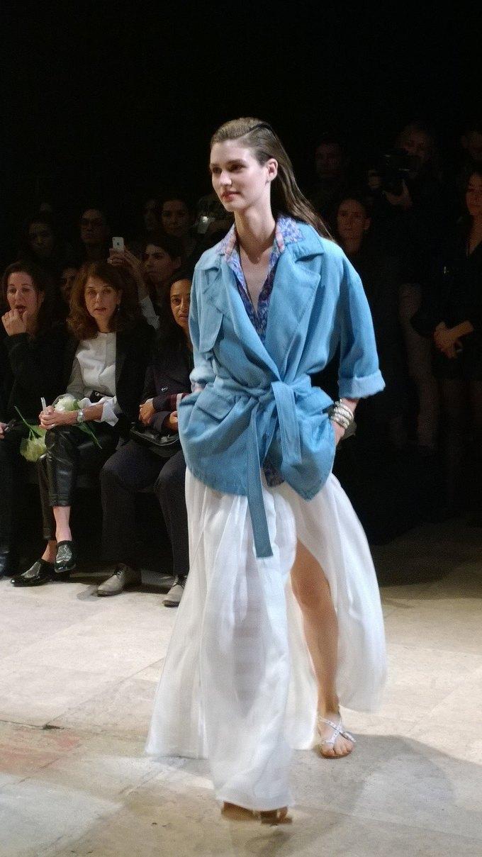 Прямой репортаж  с Paris Fashion Week:  День 8. Изображение № 8.