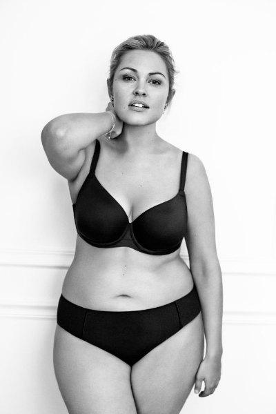 #ImNoAngel: группа плюс-сайз-моделей снялась  в рекламе белья. Изображение № 5.