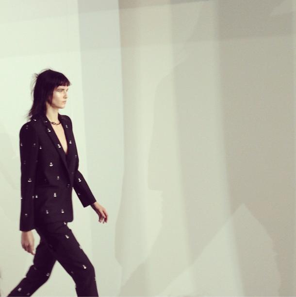 Прямой репортаж  с Paris Fashion Week:  День 5. Изображение № 18.