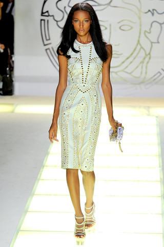 Milan Fashion Week: показ Versace SS 2012. Изображение № 29.