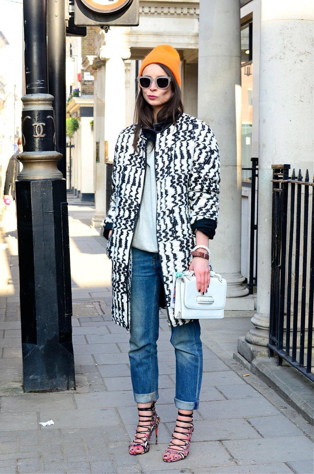Неделя моды в Лондоне, часть I. Изображение № 18.