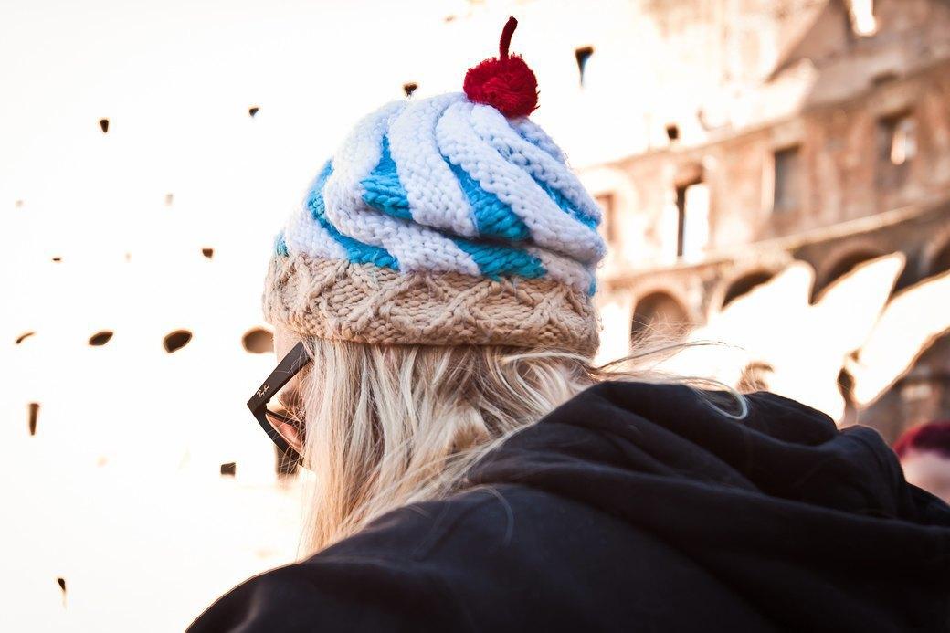 Люди на улицах Рима. Изображение № 3.