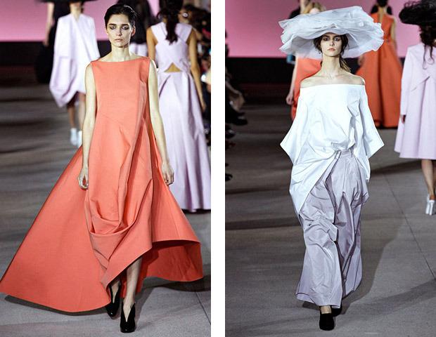 Парижская неделя моды: Показы Kenzo, Celine, Hermes, Givenchy, John Galliano. Изображение № 33.