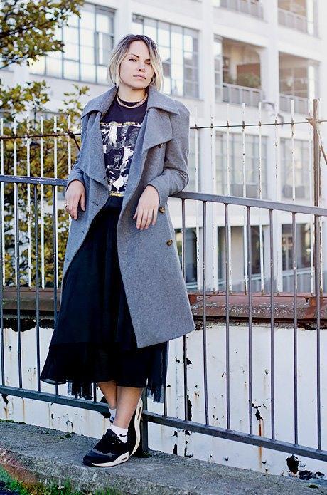 Даша Сельянова,  дизайнер марки ZDDZ. Изображение № 17.