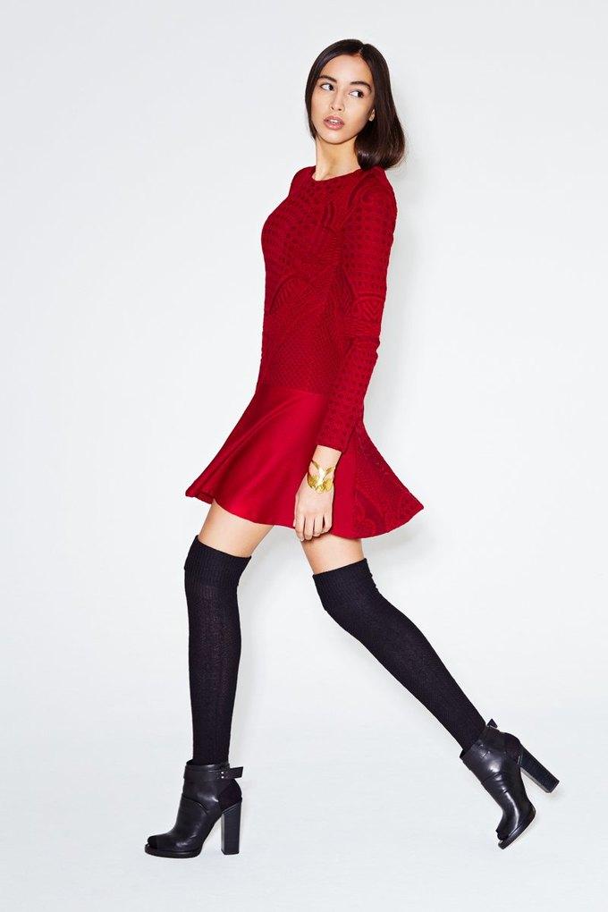 Пальто-коконы и миди-юбки в новой коллекции I am. Изображение № 1.