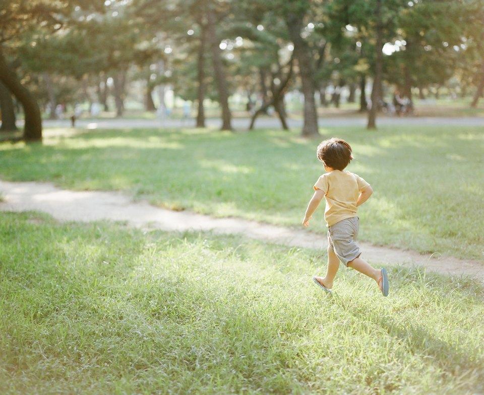 «Хару и Мина»: Летопись детства. Изображение № 21.