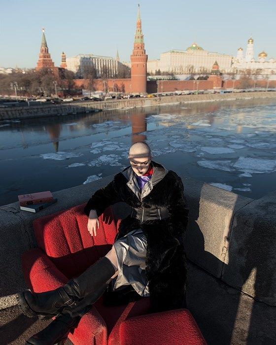 Outlaw Moscow посвятили кампанию юбилею Февральской революции. Изображение № 1.