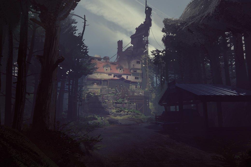 What Remains of Edith Finch: Как главная игра года учит не бояться смерти. Изображение № 1.