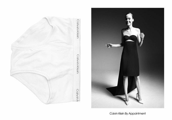 Милли Бобби Браун снялась в кампании Calvin Klein. Изображение № 4.