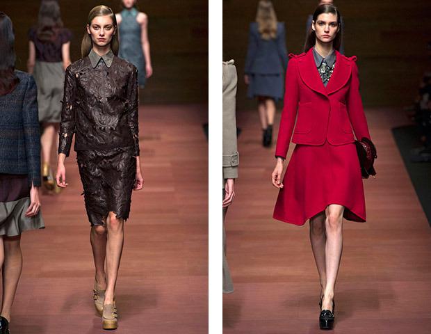 Неделя моды в Париже: Показы Balenciaga, Carven, Rick Owens, Nina Ricci, Lanvin. Изображение № 14.