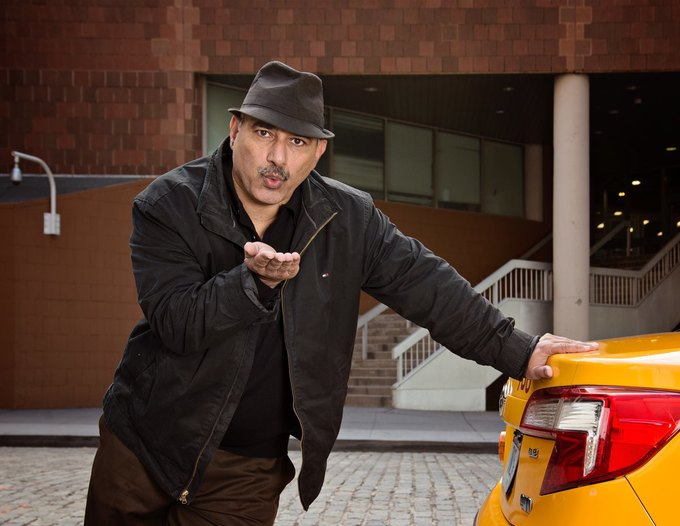 Нью-йоркские таксисты выпустили новогодний календарь. Изображение № 2.
