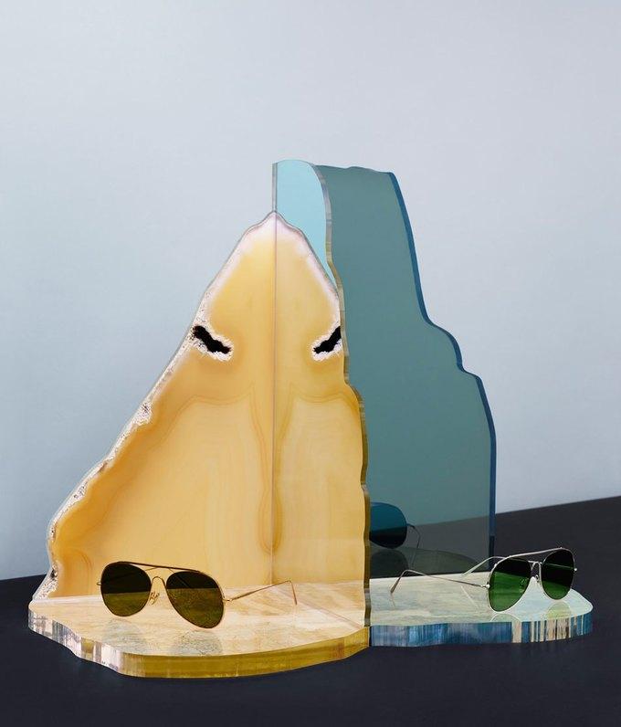 Acne представили коллекцию солнцезащитных очков. Изображение № 1.