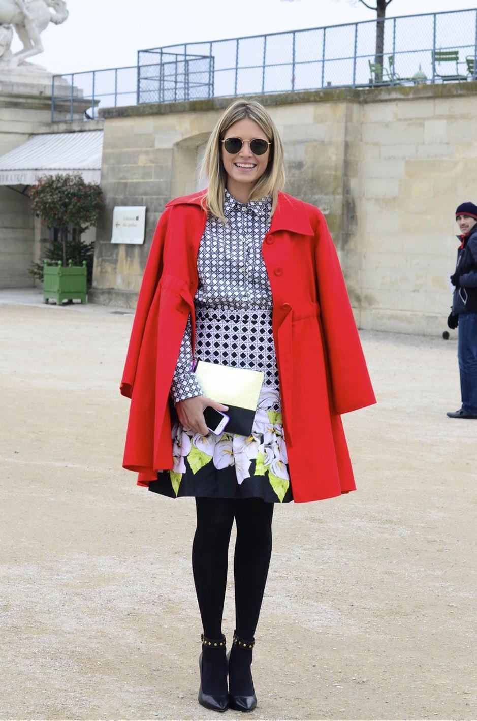 Гости Парижской недели моды FW13, часть 1. Изображение № 28.