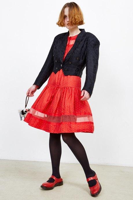 Художница Марина Колушова о любимых нарядах. Изображение № 8.