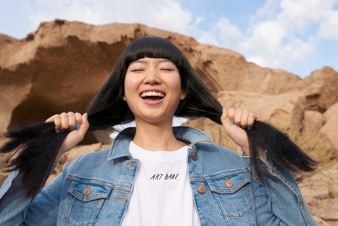 Сила денима: Monki показали лукбук новой коллекции «Just Jeans» . Изображение № 1.