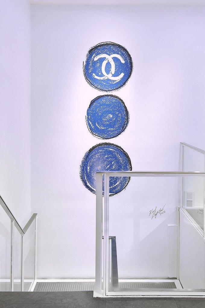 Chanel открыли временное пространство в Colette. Изображение № 10.