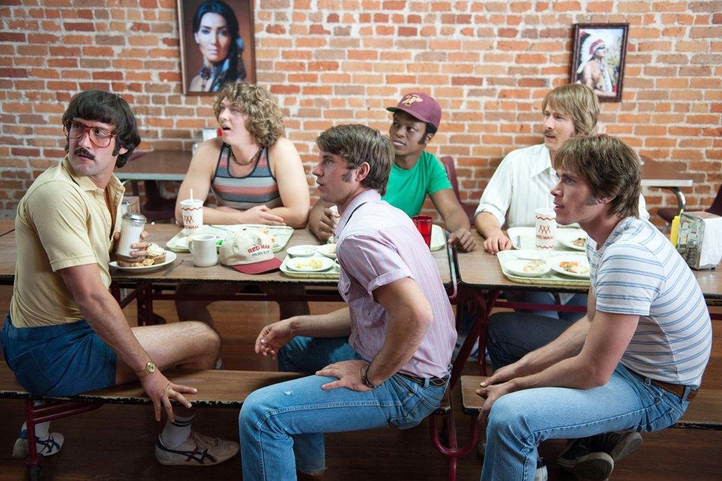 «Каждому своё»:  Парни такие парни  в новом фильме Линклейтера. Изображение № 1.