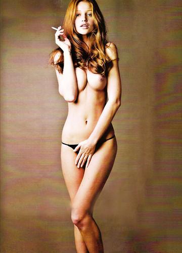 Фантастическая миссис Фокс: 8 моделей с рыжими волосами. Изображение № 27.