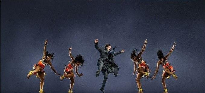 Падающий Шерлок стал новым интернет-мемом. Изображение № 6.