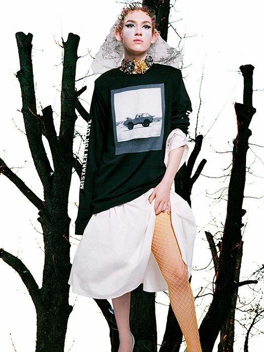 Украинские фотографы Synchrodogs сняли лукбук для Леди Гаги. Изображение № 8.