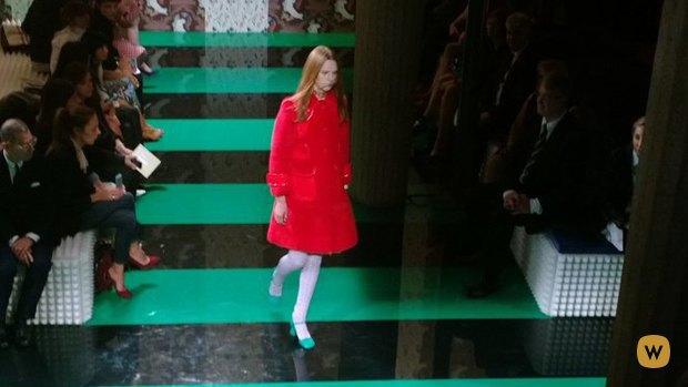 Прямой репортаж  с Paris Fashion Week:  День 9. Изображение № 15.