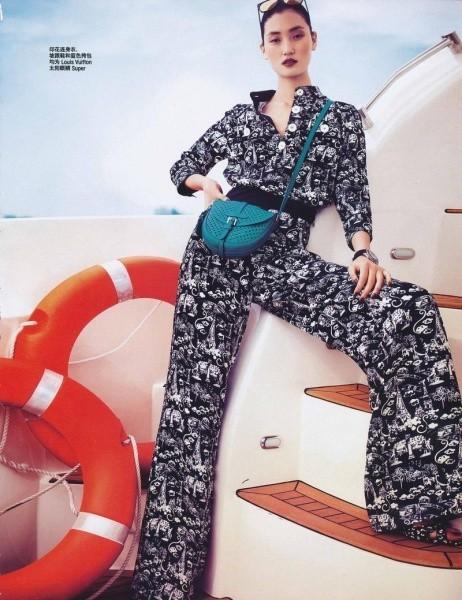 Новые лица: Лина Чжан, модель. Изображение № 13.