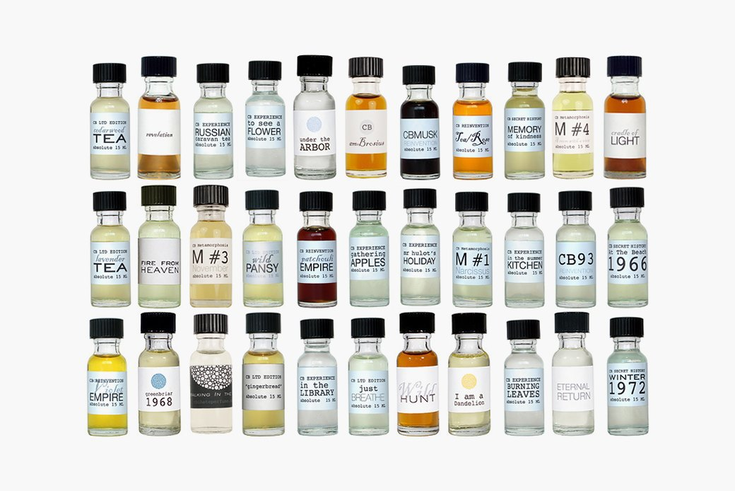 Как собрать базовый парфюмерный гардероб. Изображение № 1.