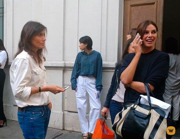 Прямой репортаж  с Paris Fashion Week:  День 2. Изображение № 33.