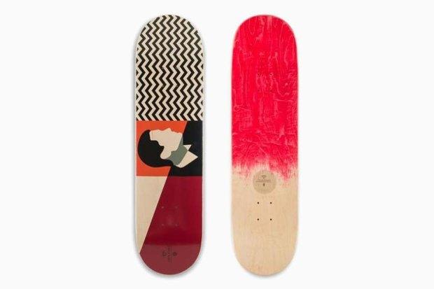 Скейтборды по мотивам «Твин Пикса». Изображение № 4.